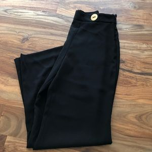 Zara Wide Legged Pants Size Medium